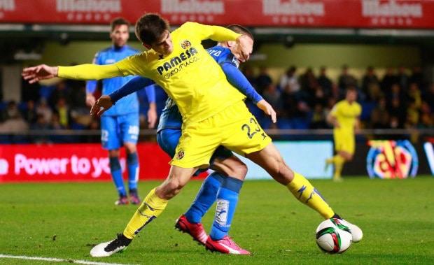 Dónde ver el partido de fútbol Villarreal Getafe 10 abril