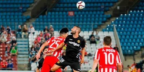 Dónde ver el partido de fútbol Almería Nástic 7 mayo
