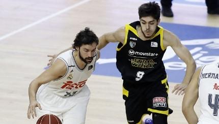 Basket Sevilla - Real Madrid en vivo