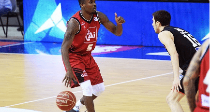 en directo CAI Zaragoza - Baloncesto Sevilla