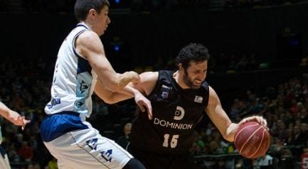 Dominion Bilbao Basket - CAI Zaragoza en directo