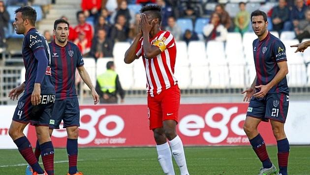 Dónde ver el partido de fútbol Huesca Almería 15 mayo