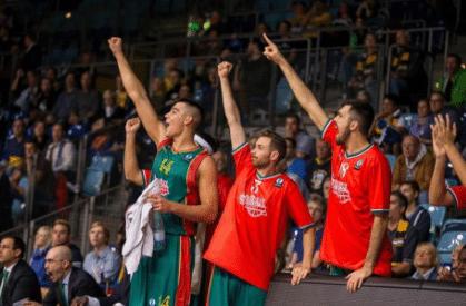 ICL Manresa - Baloncesto Sevilla gratis