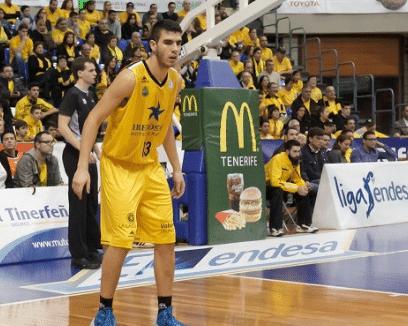 ver Iberostar Tenerife - Dominion Bilbao Basket en directo