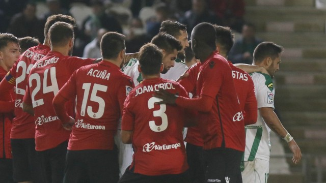 Dónde ver el partido de fútbol Mallorca Córdoba 29 mayo