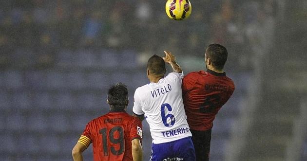 Dónde ver el partido de fútbol Mallorca Tenerife 14 mayo