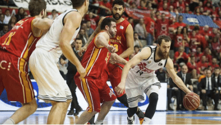 Real Madrid - UCAM Murcia online