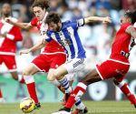 Dónde ver el partido de fútbol Real Sociedad Rayo 8 mayo