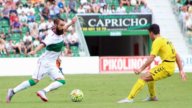 Dónde ver el partido de fútbol Tenerife Elche 7 mayo