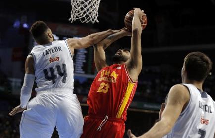 ver UCAM Murcia - Real Madrid basket en directo