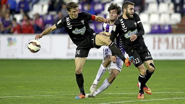 Dónde ver el partido de fútbol Valladolid Albacete 14 mayo