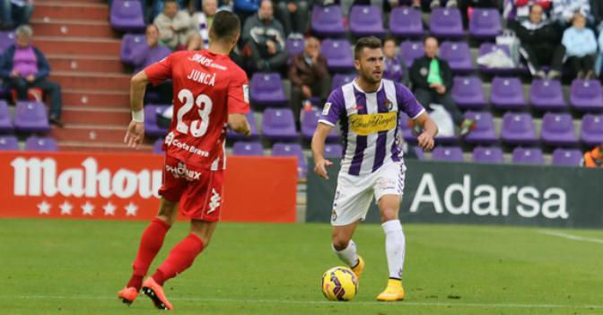 Dónde ver el partido de fútbol Valladolid Girona 24 mayo