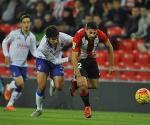 Dónde ver el partido de fútbol Zaragoza Bilbao Athletic 8 mayo