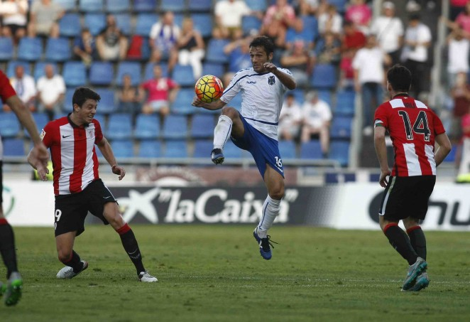 Dónde ver el partido de fútbol Bilbao Athletic Tenerife 4 junio