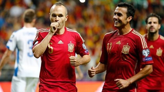 Dónde ver el partido de fútbol España Corea del Sur 1 junio