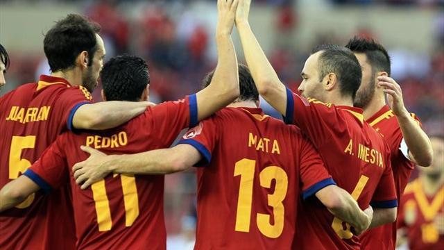 Dónde ver el partido de fútbol España Georgia 7 junio