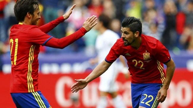 Dónde ver el partido de fútbol España República Checa 13 junio