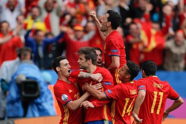 Dónde ver el partido de fútbol España Turquía 17 junio