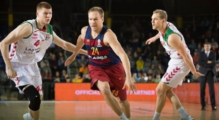 ver playoff FC Barcelona Lassa - Laboral Kutxa Baskonia