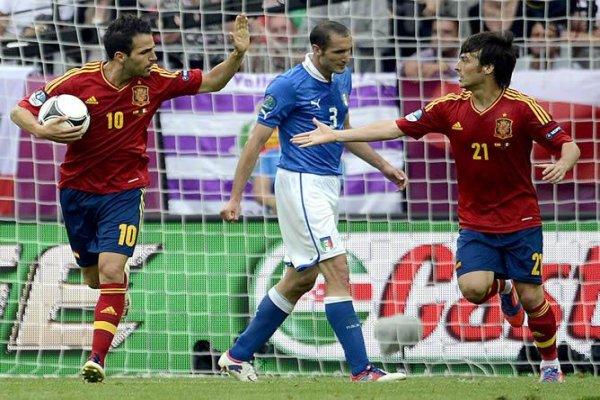 Dónde ver el partido de fútbol Italia España 27 junio