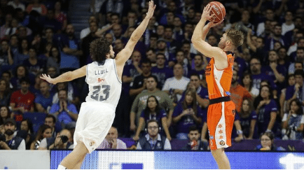 Real Madrid - Valencia Basket online