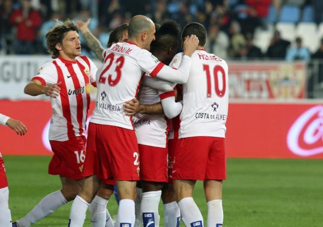 Dónde ver el partido de fútbol Almería Cádiz 19 agosto