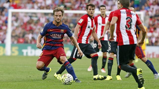 Dónde ver el partido de fútbol Athletic Barcelona 28 agosto