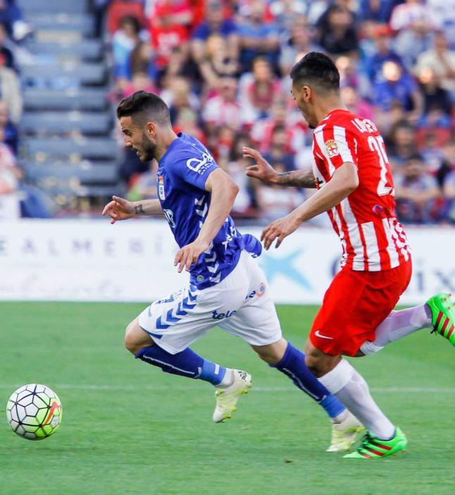 Dónde ver el partido de fútbol Oviedo Almería 27 agosto