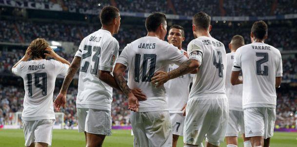 Dónde ver el partido de fútbol Real Madrid Reims 16 agosto
