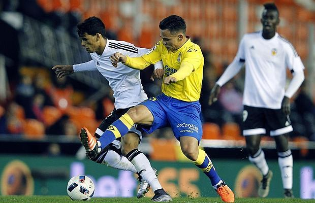 Dónde ver el partido de fútbol Valencia Las Palmas 22 agosto