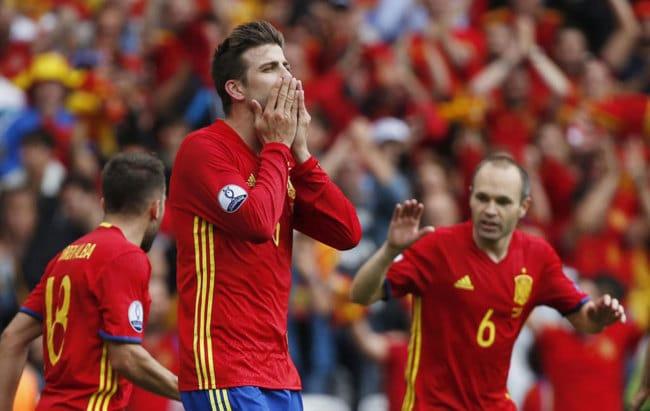 Dónde ver el partido de fútbol Bélgica España 1 septiembre
