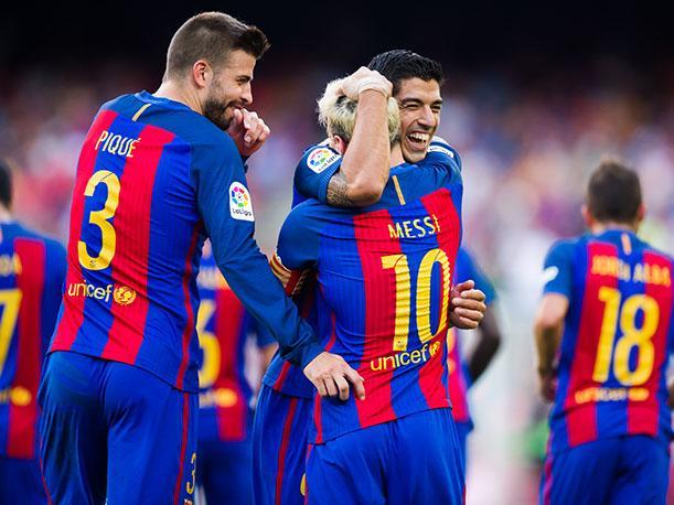 Dónde ver el partido de fútbol Barcelona Alavés 10 septiembre