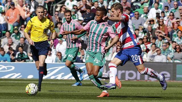 Dónde ver el partido de fútbol Betis Granada 16 septiembre