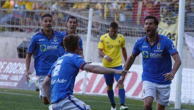 Dónde ver el partido de fútbol Cádiz Oviedo 25 septiembre