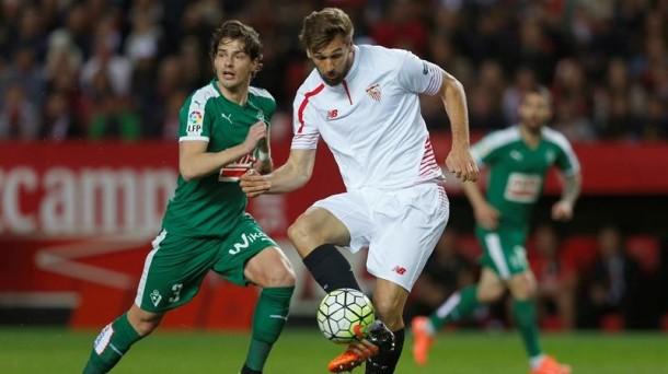 Dónde ver el partido de fútbol Eibar Sevilla 17 septiembre
