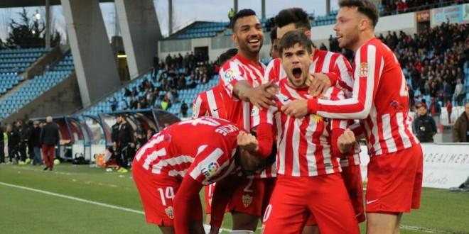 Dónde ver el partido de fútbol Girona Almería 11 septiembre