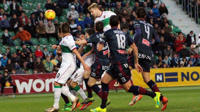 Dónde ver el partido de fútbol Huesca Elche 21 septiembre