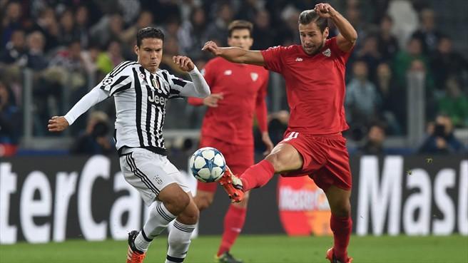 Dónde ver el partido de fútbol Juventus Sevilla 14 septiembre