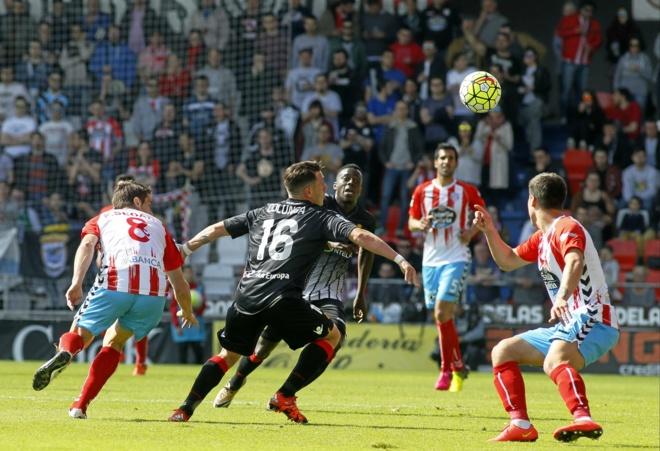 Dónde ver el partido de fútbol Lugo Mallorca 1 octubre