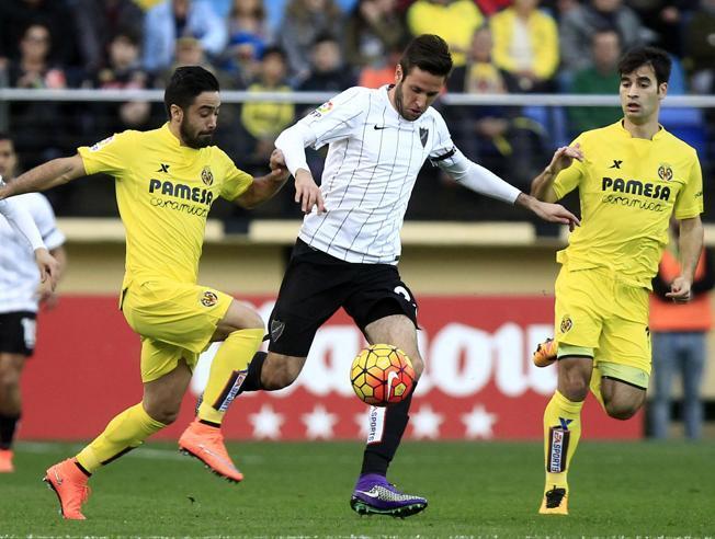 Dónde ver el partido de fútbol Málaga Villarreal 10 septiembre