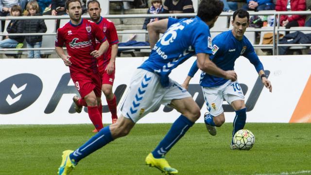 Dónde ver el partido de fútbol Oviedo Numancia 2 octubre