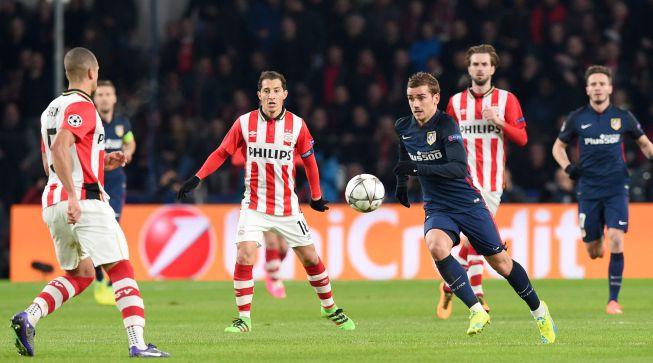 Dónde ver el partido de fútbol PSV Atlético de Madrid 13 septiembre