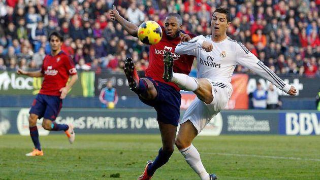 Dónde ver el partido de fútbol Real Madrid Osasuna 10 septiembre