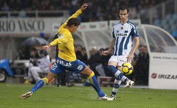 Dónde ver el partido de fútbol Real Sociedad Las Palmas 21 septiembre