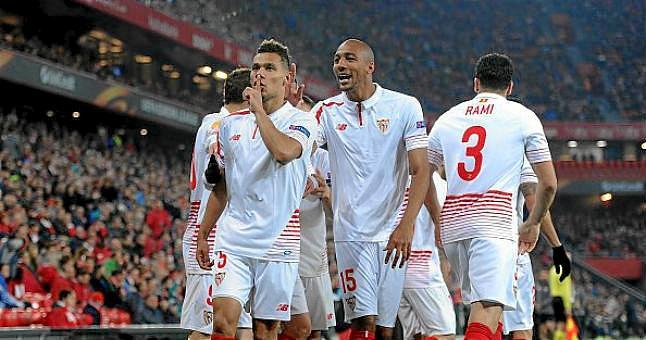Dónde ver el partido de fútbol Sevilla Alavés 1 octubre