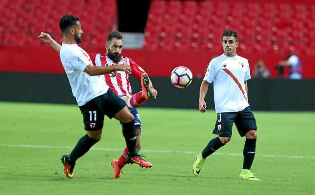 Dónde ver el partido de fútbol Sevilla Atlético Alcorcón 24 septiembre
