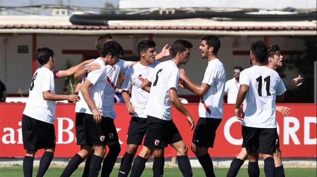 Dónde ver el partido de fútbol Sevilla Atlético UCAM Murcia 2 septiembre