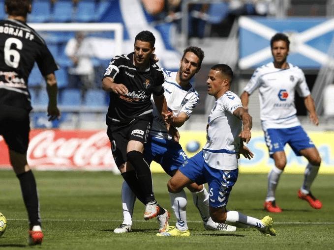 Dónde ver el partido de fútbol Tenerife Valladolid 10 septiembre
