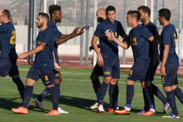 Dónde ver el partido de fútbol UCAM Murcia Almería 21 septiembre