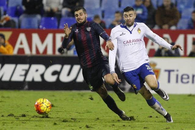 Dónde ver el partido de fútbol Zaragoza Huesca 4 septiembre